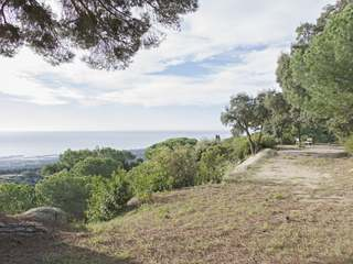 Building plots for sale on the Maresme Coast, near Barcelona