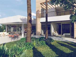 Stunning modern 4-bedroom villa for sale in Marbella