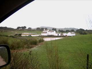 Cortijo for sale between Malaga and Granada. 115 hectares