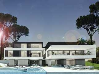 Huge luxury villa for sale in La Mairena, East Marbella