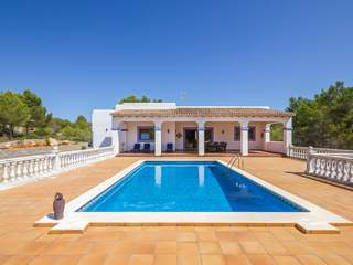 House with country garden for sale in San Carlos, Ibiza