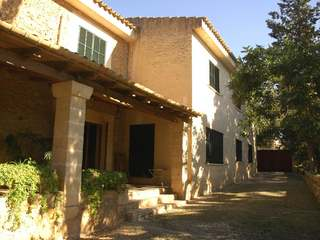 Restored farmhouse for holiday rent, North Mallorca