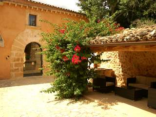 Rural house for holiday rent near Buger, North Mallorca