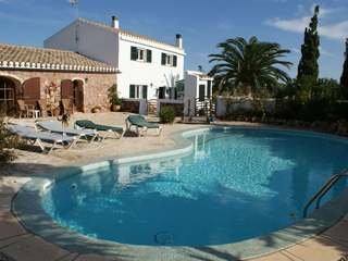 Renovated country estate for sale in Menorca