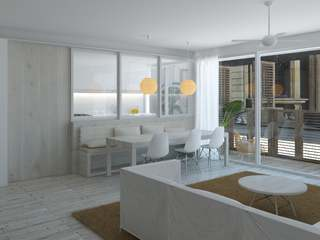 New apartment with 2-bedrooms for sale on Anselm Clave.