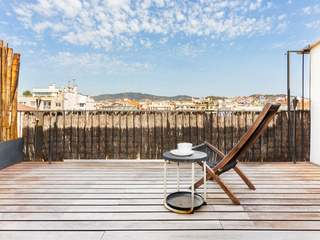 1-bedroom penthouse with terrace for sale in Eixample