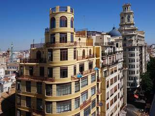 Penthouse with a terrace for sale, Plaza del Ayuntamiento
