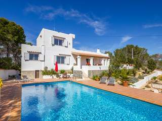 4-bedroom villa for sale near San Antonio, Ibiza