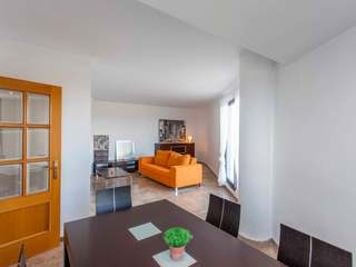 Sunny duplex penthouse for sale next to Avenida Francia