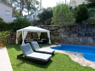 Beautifully designed family home for sale near Sitges