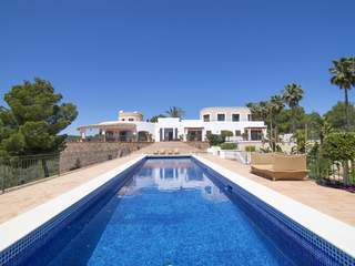 8-bedroom luxury property for sale near Cala Leña, Ibiza