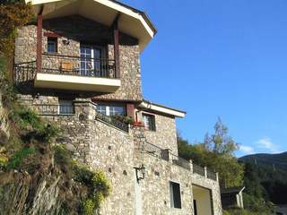 Andorra. Magnificent chalet for sale in l'Aldosa de La Masana.
