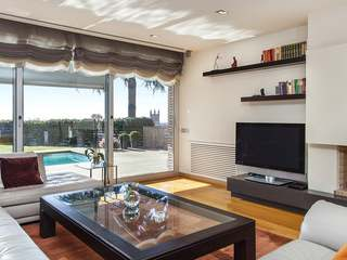 Luxury townhouse for rent in Barcelona's Zona Alta
