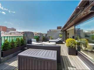 Penthouse for sale in Trafalgar, Madrid