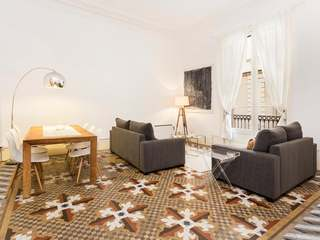 Modernista apartment for sale in Barcelona Old Town