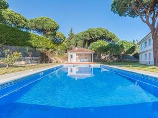 Luxury Costa Brava villa for sale in La Gavina, S'Agaró