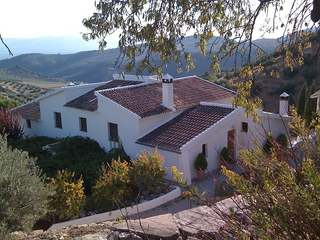 Andalusian country house for sale in Montefrío, Granada
