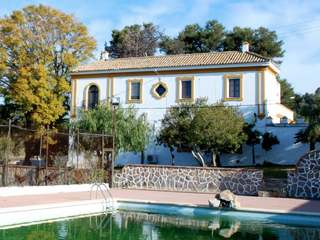 Equestrian and hunting property for sale in Sevilla