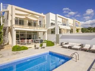 Impresionante casa en alquiler en Cala Vadella, Ibiza