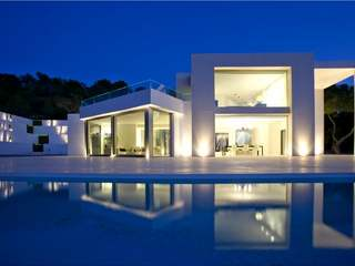 Stunning property for rent with sea views, San Jose Ibiza