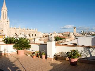 Penthouse for sale in Palma Old Town, Mallorca; Spain