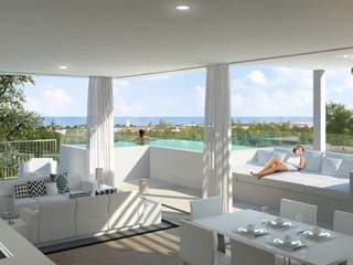 Brand new apartments for sale in La Cala de Mijas