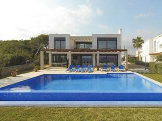 First line property for sale in Puerto Colom, South Mallorca