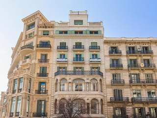 270m² 3-bedroom apartment for sale on Rambla Catalunya