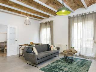 Renovated, furnished apartment to buy in the Gòtic area