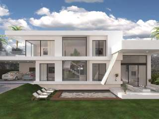 Brand new 3-bedroom villa for sale in Estepona, near Marbella