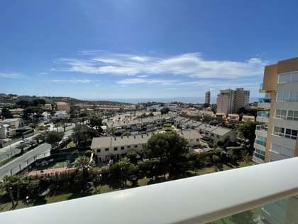 110m² Wohnung mit 8m² terrasse zur Miete in Cabo de las Huertas