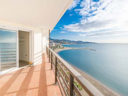 178m² Apartment with 20m² terrace for sale in Centro / Malagueta
