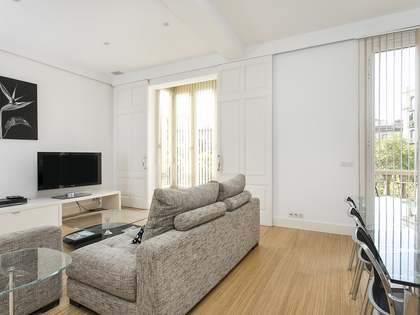 160 m² apartment with a terrace for rent in Eixample Right