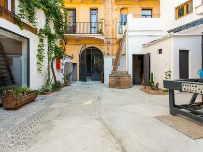 520m² premises with 80m² terrace for sale in Eixample Right