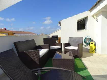 73m² Penthouse with 26m² terrace for sale in Ciudadela