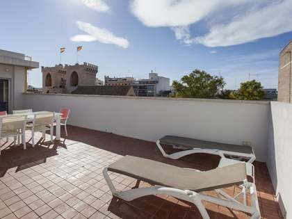 173m² Penthouse with 50m² terrace for sale in El Carmen