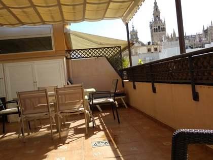 Piso de 135m² con 30m² terraza en alquiler en Sevilla