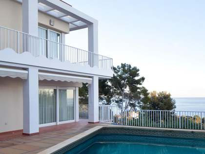 Exclusive Blanes villa to buy on the Costa Brava