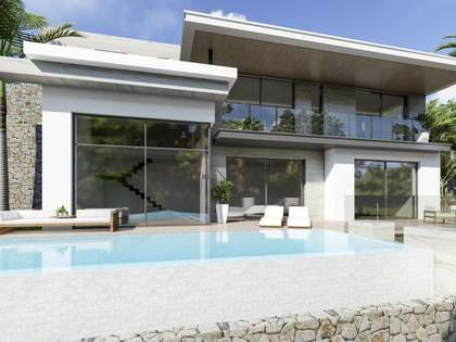 313m² House / Villa with 208m² terrace for sale in Moraira