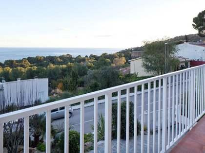 Casa exclusiva con vistas al mar en venta en Blanes, Costa Brava