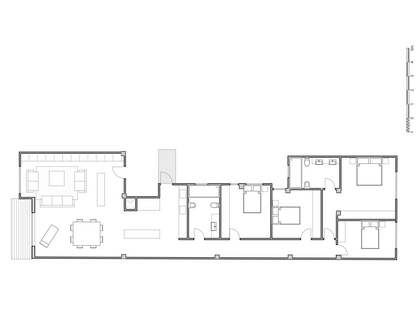 197m² Lägenhet med 6m² terrass till salu i El Pla del Remei