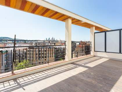 121 m² penthouse with 30 m² terrace for sale in Sant Antoni