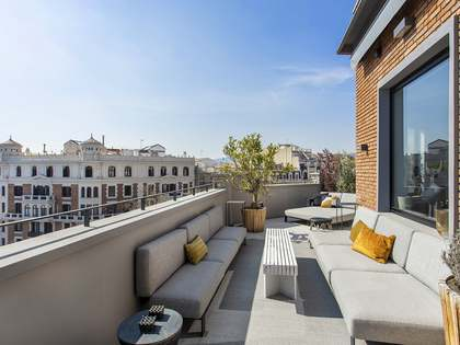 Àtic de 239m² en venda a Eixample Dret, Barcelona