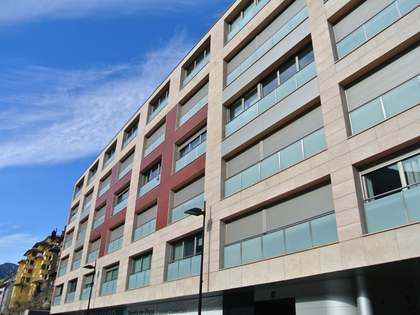 1 and 2 bedroom apartments for sale in Andorra la Vella