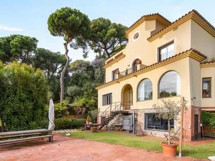 Huis / Villa van 340m² te koop in Sarrià, Barcelona