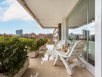 appartement van 318m² te koop met 42m² terras in Turó Park