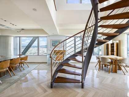 200m² Lägenhet till uthyrning i Vila Olimpica, Barcelona