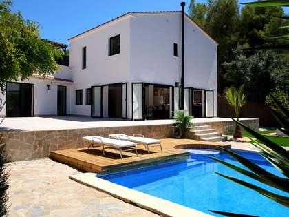 Дом / Вилла 230m², 95m² террасa на продажу в Sant Pere Ribes