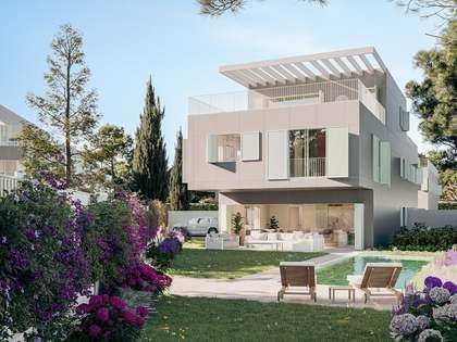 casa / villa di 416m² con giardino di 300m² in vendita a Aravaca