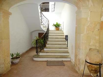 18th century palace for sale in Ciutadella, Menorca